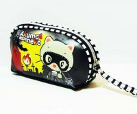 Akuma Neko Batman Kawaii Makeup Pouch Bag