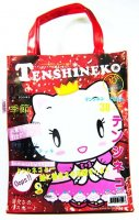 Tenshi Neko Kawaii Red Strawberry Princess Shoulder Bag L