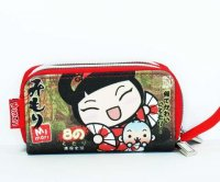 Mimori Lucky 8 Cute Kawaii Wrist Wallet Purse