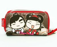 Mimori Chocolate Lovers Cute Kawaii Wrist Wallet Purse