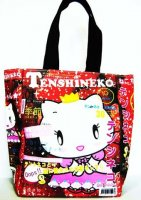 Tenshi Neko Cute Strawberry Princess Shopping Bag