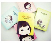 Cookys Girl Mini Kawaii Notebook Planner