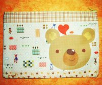 Cute Bear Pouch