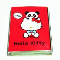 Sanrio Hello Kitty Panda Kawaii Post-It Sticky Note Pad