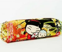 Mimori Kawaii Pencil Case Japanese Fan