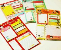 Super Cute Post-It Memo Sticky Notes Collection