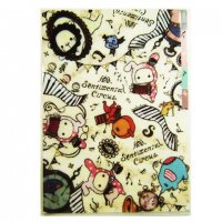 San-X Sentimental Circus Cute File Folder (C)