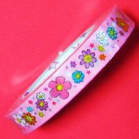Deco Tape Colorful Flowers Kawaii - Mind Wave