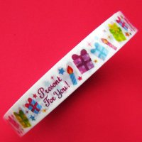 Kawaii Cute Presents & Gifts Deco Tape - Mind Wave