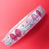 Pink Bows and Stars Cute Deco Tape - Mind Wave