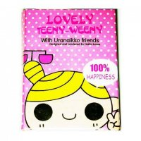 Uranaikko Friends Pink Notepad Booklet